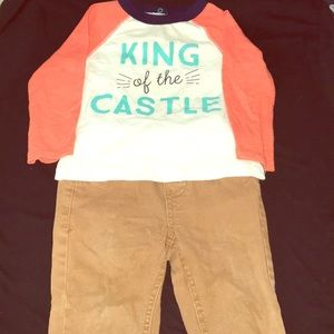 Boys outfit!